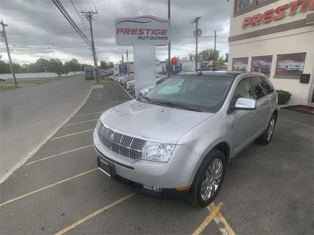 Used Lincoln Mkx Base 2009 | Prestige Auto Cars LLC. New Britain, Connecticut