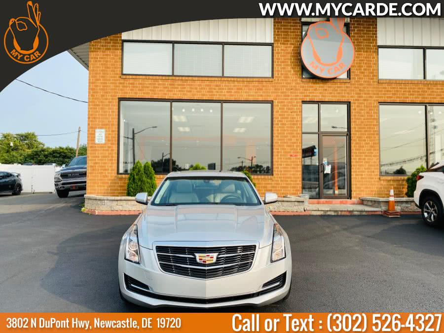 Used 2017 Cadillac ATS Sedan in Newcastle, Delaware | My Car. Newcastle, Delaware
