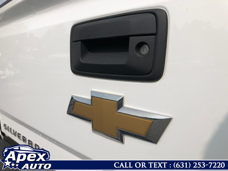 "Used Chevrolet Silverado 1500 4WD Crew Cab 143.5"" LT w/1LT 2016 | Apex Auto. Selden, New York"