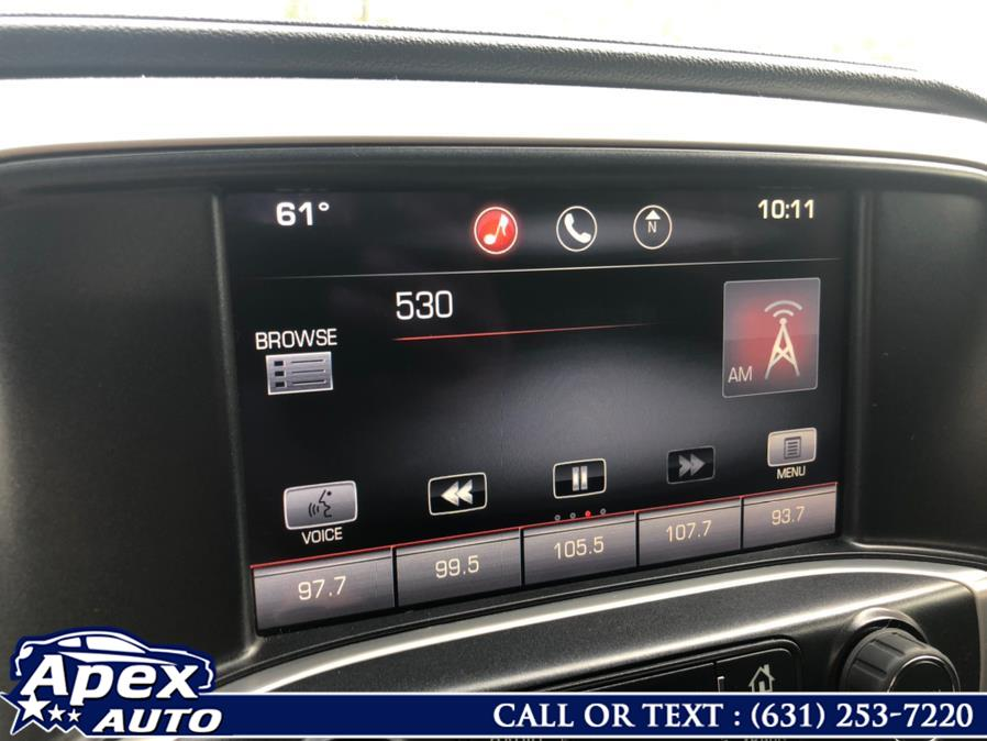 "Used GMC Sierra 1500 4WD Crew Cab 143.5"" SLE 2014 | Apex Auto. Selden, New York"