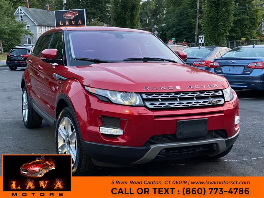 Used 2013 Land Rover Range Rover Evoque in Canton, Connecticut | Lava Motors. Canton, Connecticut