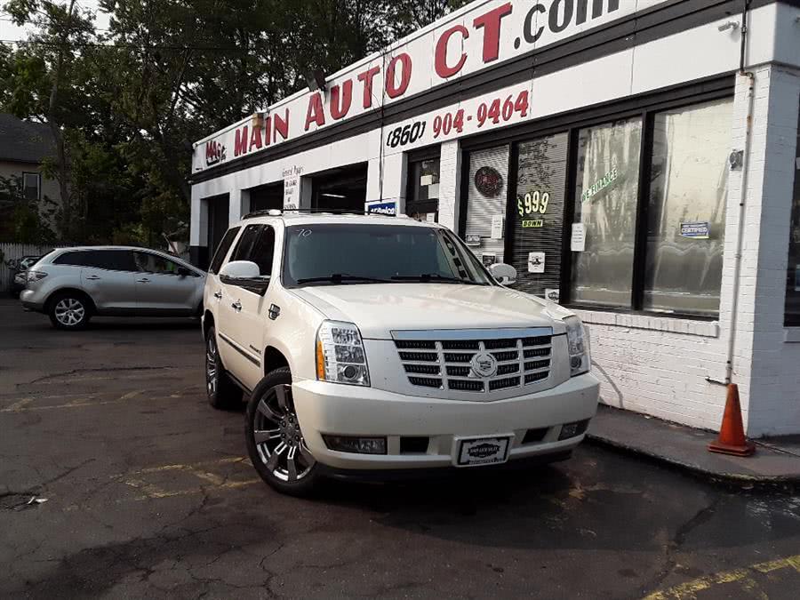 Used 2008 Cadillac Escalade in Hartford, Connecticut | Main Auto Sales LLC. Hartford, Connecticut