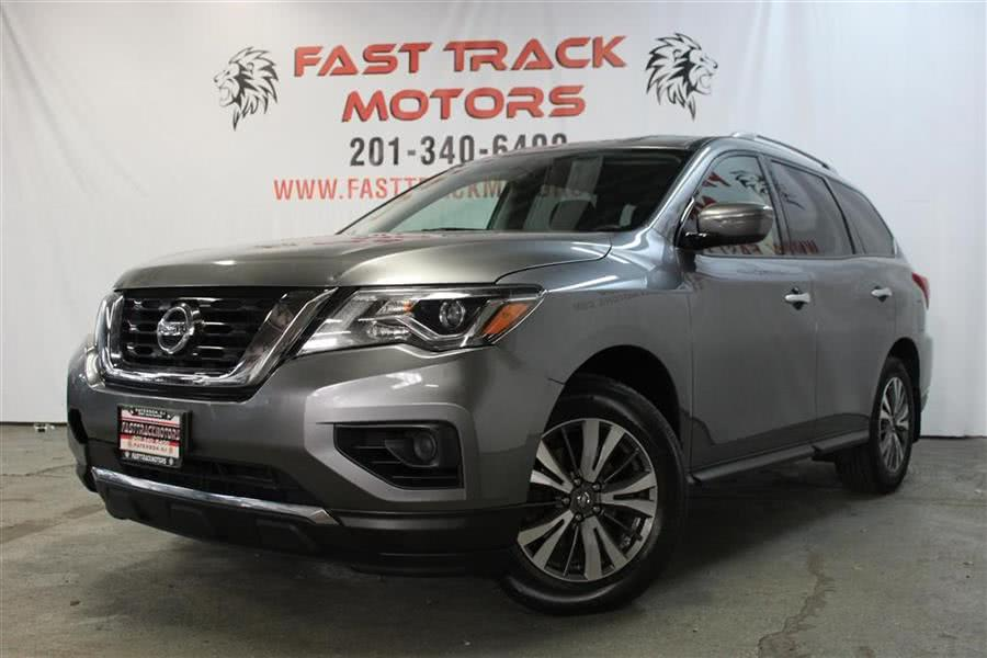 Used 2018 Nissan Pathfinder in Paterson, New Jersey   Fast Track Motors. Paterson, New Jersey