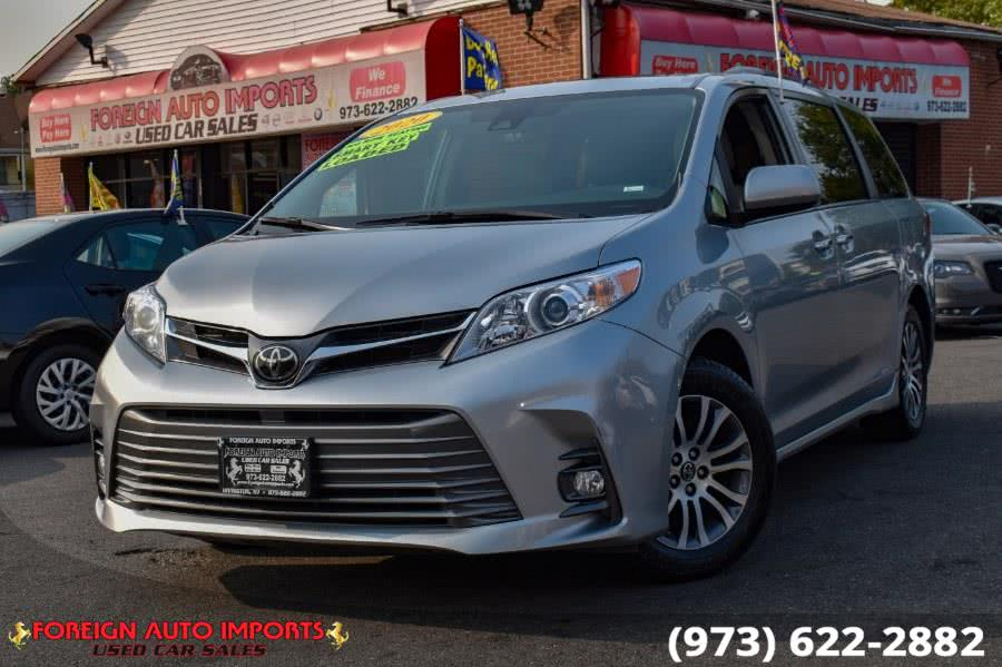 Used 2020 Toyota Sienna in Irvington, New Jersey | Foreign Auto Imports. Irvington, New Jersey