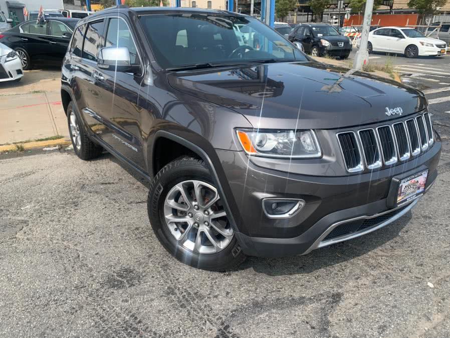 Used Jeep Grand Cherokee 4WD 4dr Limited 2014 | Brooklyn Auto Mall LLC. Brooklyn, New York