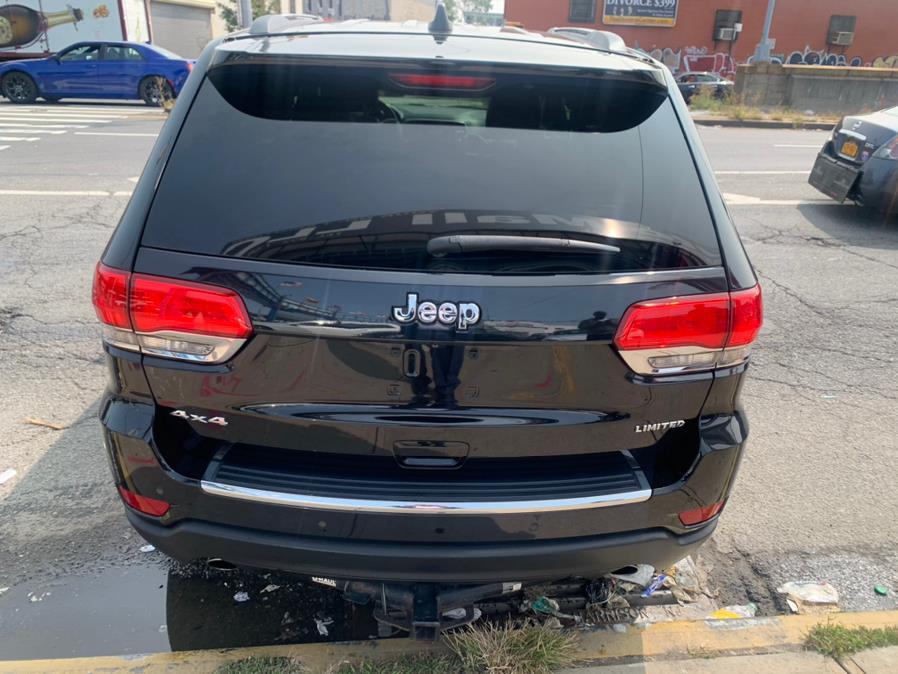 Used Jeep Grand Cherokee 4WD 4dr Limited 2015 | Brooklyn Auto Mall LLC. Brooklyn, New York