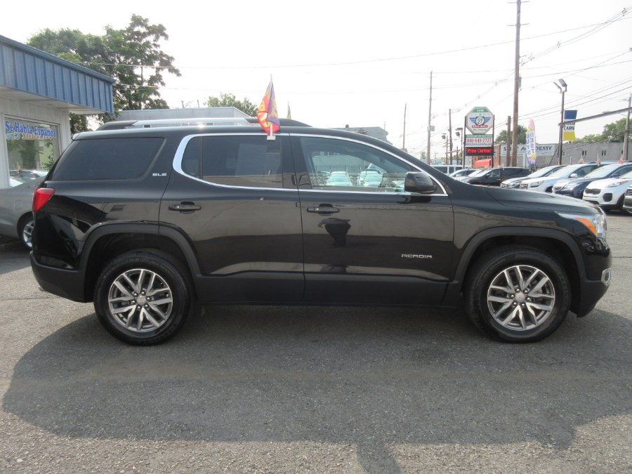 Used GMC Acadia AWD 4dr SLE w/SLE-2 2017   Route 27 Auto Mall. Linden, New Jersey