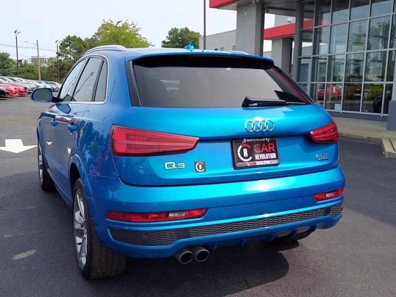 Used Audi Q3 Prestige 2016 | Car Revolution. Maple Shade, New Jersey