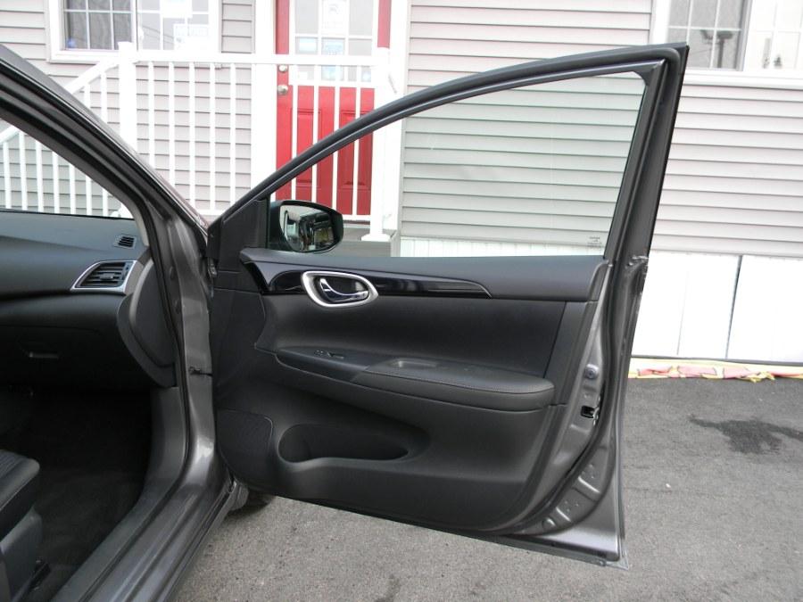 Used Nissan Sentra SV CVT 2017   DZ Automall. Paterson, New Jersey