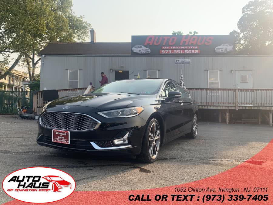Used 2019 Ford Fusion in Irvington , New Jersey | Auto Haus of Irvington Corp. Irvington , New Jersey
