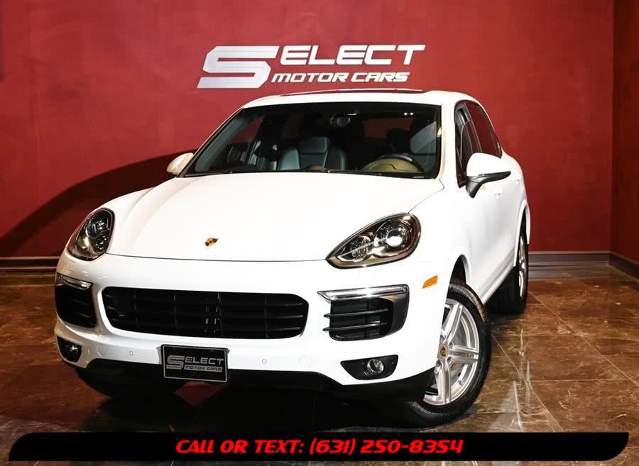 Used 2017 Porsche Cayenne in Deer Park, New York | Select Motor Cars. Deer Park, New York