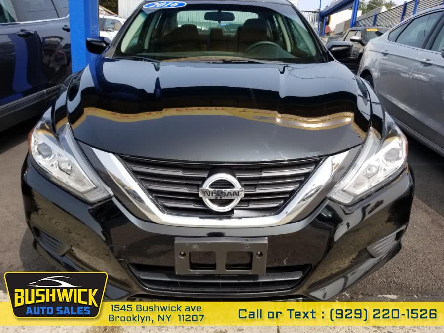 Used Nissan Altima 4dr Sdn I4 2.5 S 2016 | Bushwick Auto Sales LLC. Brooklyn, New York