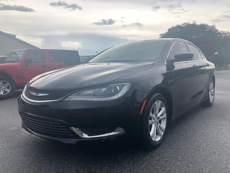 Used 2015 Chrysler 200 in Orlando, Florida | Ideal Auto Sales. Orlando, Florida