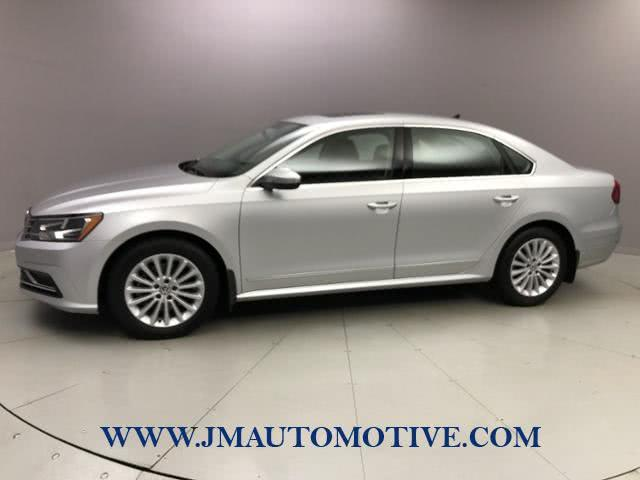 Used 2017 Volkswagen Passat in Naugatuck, Connecticut | J&M Automotive Sls&Svc LLC. Naugatuck, Connecticut