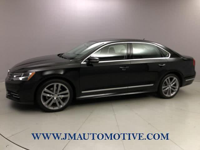 Used 2016 Volkswagen Passat in Naugatuck, Connecticut | J&M Automotive Sls&Svc LLC. Naugatuck, Connecticut