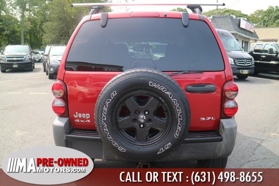 Used Jeep Liberty 4WD 4dr Sport 2007 | M & A Motors. Huntington, New York
