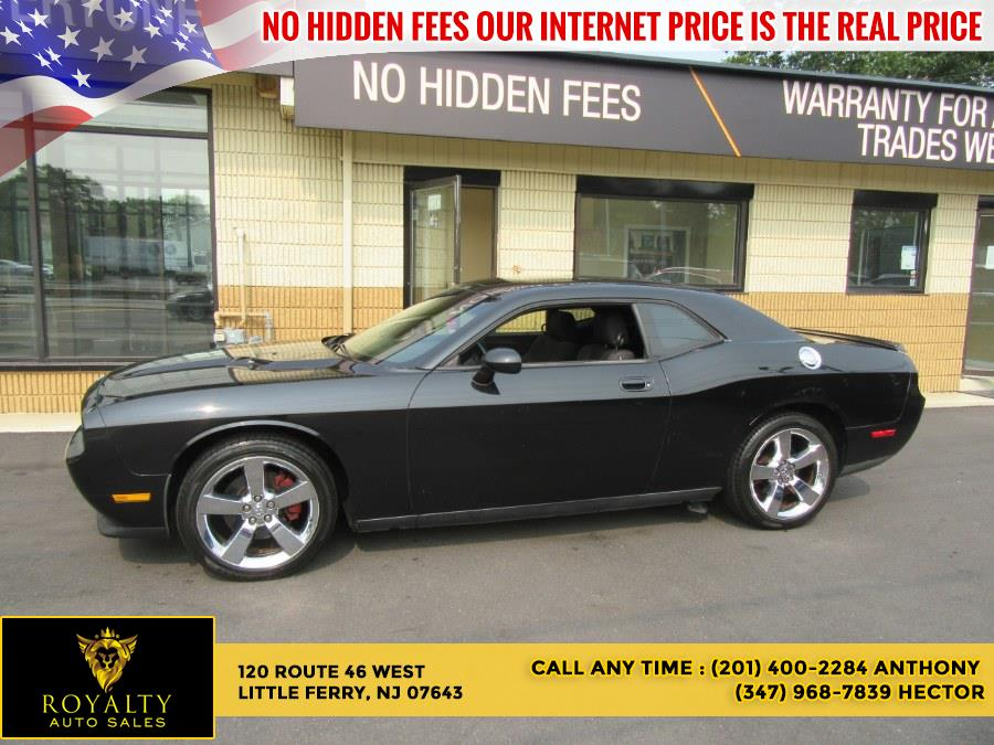 Used Dodge Challenger 2dr Cpe R/T 2009   Royalty Auto Sales. Little Ferry, New Jersey