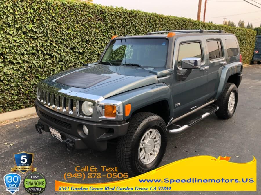 Used 2006 HUMMER H3 in Garden Grove, California | Speedline Motors. Garden Grove, California