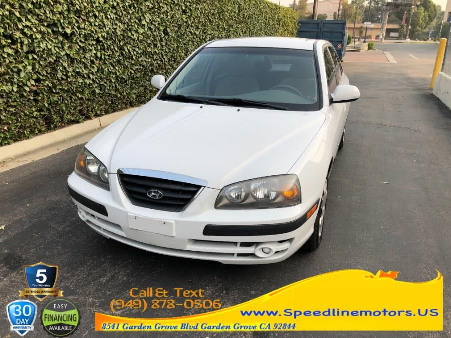 Used Hyundai Elantra 5dr Sdn GLS Auto 2006 | Speedline Motors. Garden Grove, California