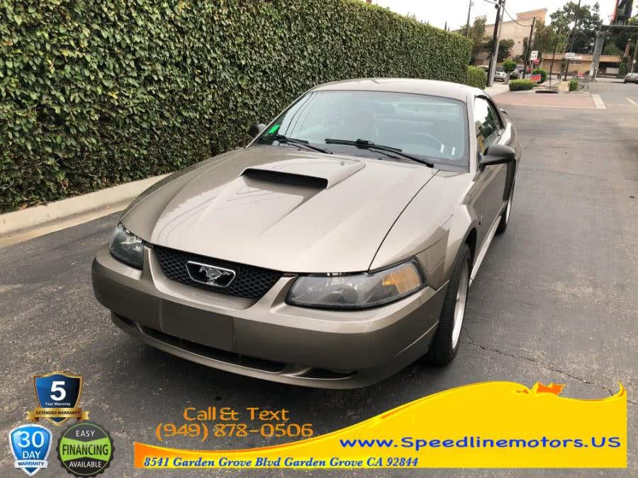 Used Ford Mustang 2dr Cpe GT Premium 2002 | Speedline Motors. Garden Grove, California
