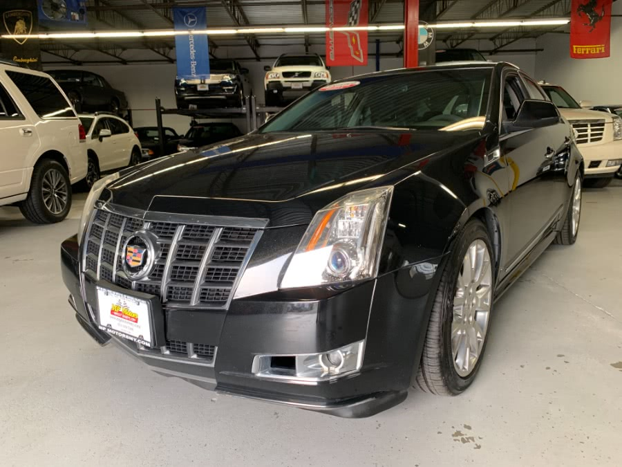 Used Cadillac CTS Sedan 4dr Sdn 3.6L Premium AWD 2012 | MP Motors Inc. West Babylon , New York