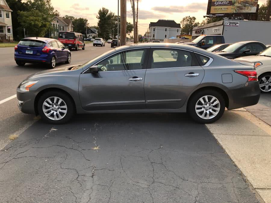 Used 2014 Nissan Altima in Milford, Connecticut | Village Auto Sales. Milford, Connecticut