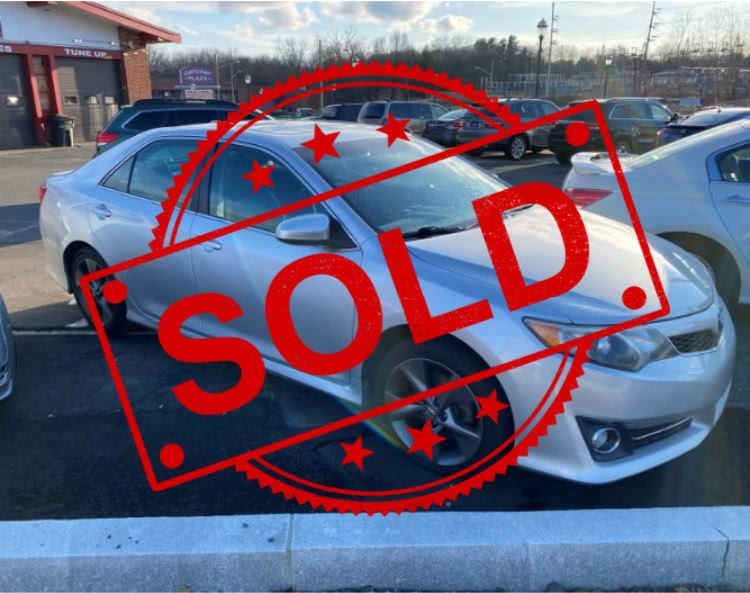 Used 2012 Toyota Camry in Hartford, Connecticut | Route 44 Auto Sales & Repairs LLC. Hartford, Connecticut