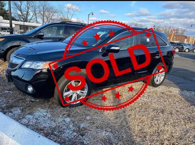 Used 2015 Acura RDX in Hartford, Connecticut | Route 44 Auto Sales & Repairs LLC. Hartford, Connecticut