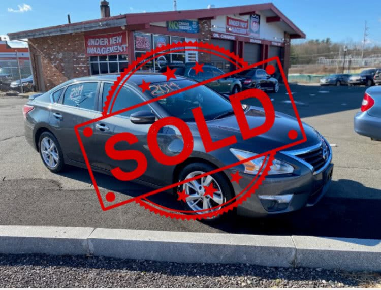 Used 2013 Nissan Altima in Hartford, Connecticut | Route 44 Auto Sales & Repairs LLC. Hartford, Connecticut