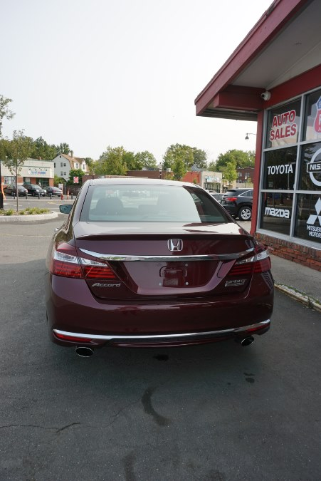 Used Honda Accord Sedan Sport SE CVT 2017 | Route 44 Auto Sales & Repairs LLC. Hartford, Connecticut