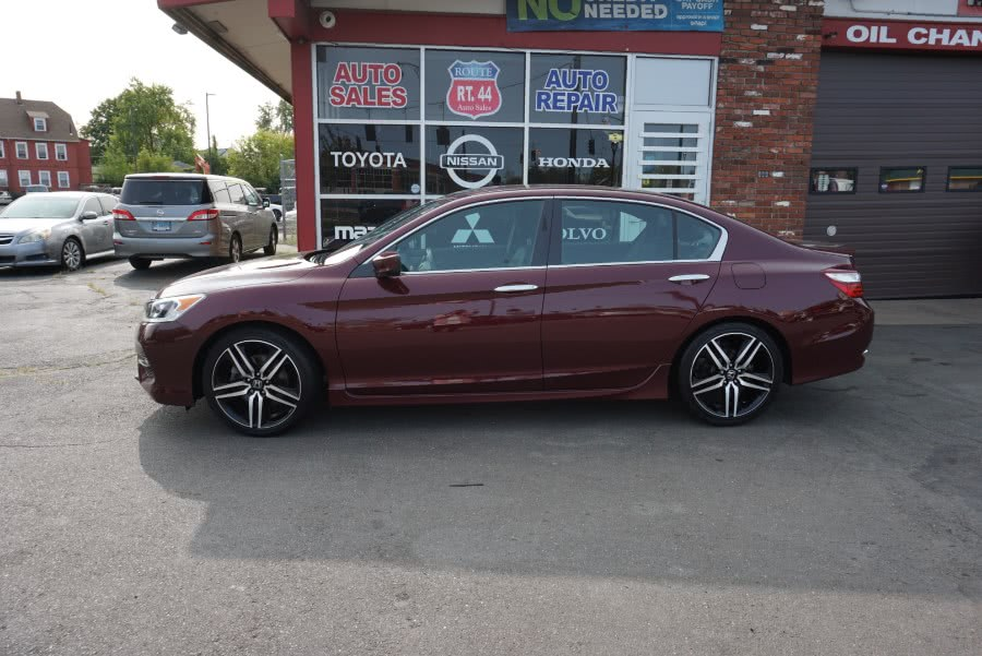 Used 2017 Honda Accord Sedan in Hartford, Connecticut | Route 44 Auto Sales & Repairs LLC. Hartford, Connecticut