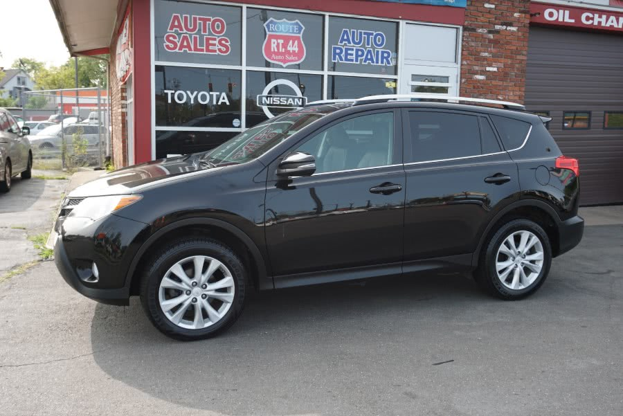 Used 2015 Toyota RAV4 in Hartford, Connecticut | Route 44 Auto Sales & Repairs LLC. Hartford, Connecticut