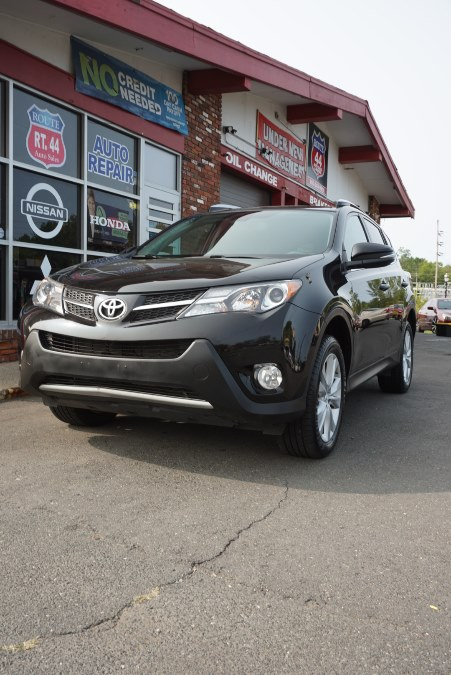 Used Toyota RAV4 AWD 4dr Limited (Natl) 2015 | Route 44 Auto Sales & Repairs LLC. Hartford, Connecticut