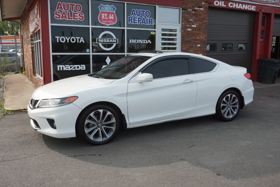 Used 2015 Honda Accord Coupe in Hartford, Connecticut | Route 44 Auto Sales & Repairs LLC. Hartford, Connecticut