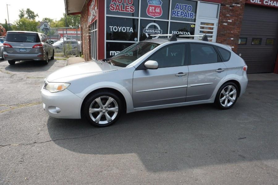 Used Subaru Impreza Wagon (Natl) 5dr Auto Outback Sport 2008 | Route 44 Auto Sales & Repairs LLC. Hartford, Connecticut