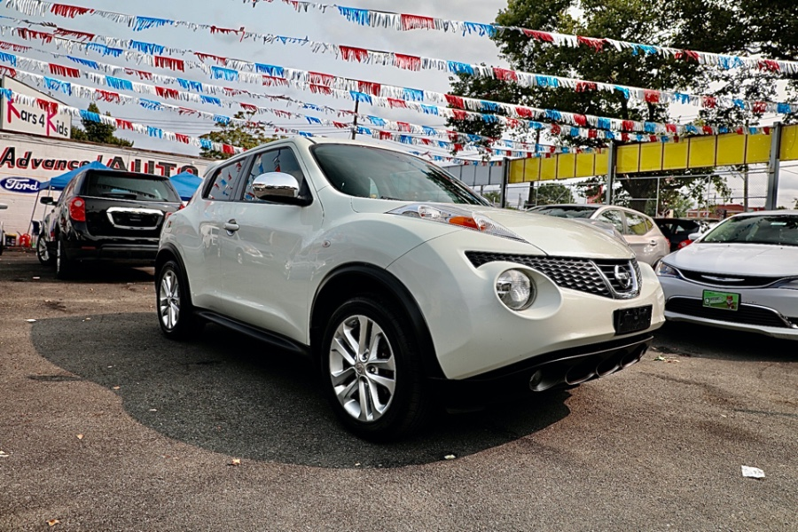 Used 2012 Nissan JUKE in Bronx, New York | Advanced Auto Mall. Bronx, New York