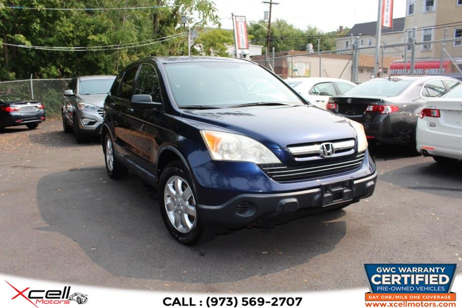 Used 2007 Honda CR-V 4WD EX in Paterson, New Jersey | Xcell Motors LLC. Paterson, New Jersey