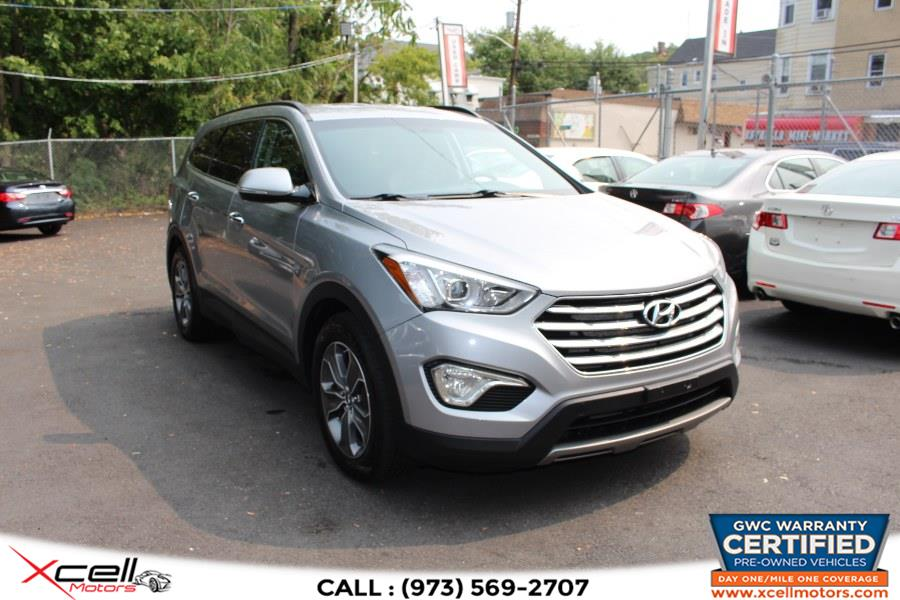 Used 2013 Hyundai Santa Fe AWD in Paterson, New Jersey | Xcell Motors LLC. Paterson, New Jersey