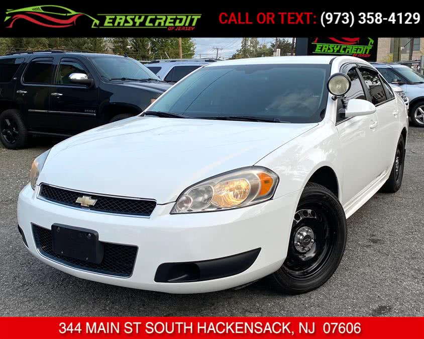 Used 2013 Chevrolet Impala Police in South Hackensack, New Jersey | Easy Credit of Jersey. South Hackensack, New Jersey