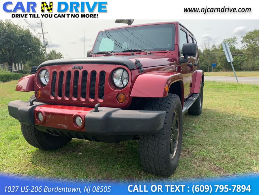 Used 2012 Jeep Wrangler in Bordentown, New Jersey | Car N Drive. Bordentown, New Jersey