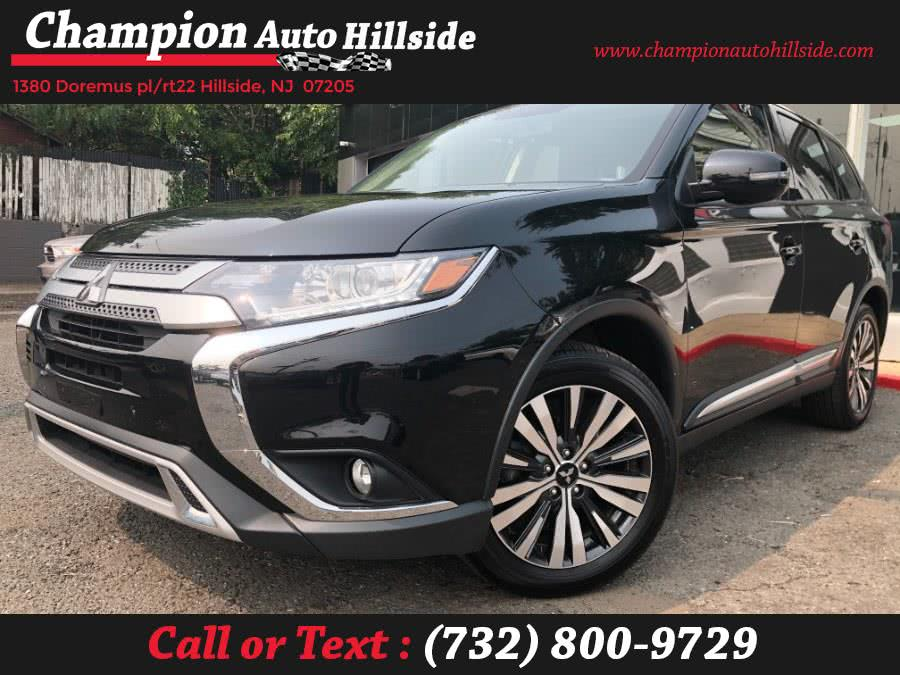 Used 2019 Mitsubishi Outlander in Hillside, New Jersey | Champion Auto Hillside. Hillside, New Jersey
