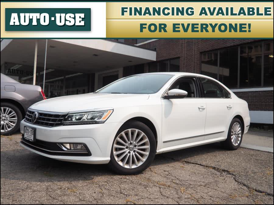 Used 2017 Volkswagen Passat in Andover, Massachusetts | Autouse. Andover, Massachusetts