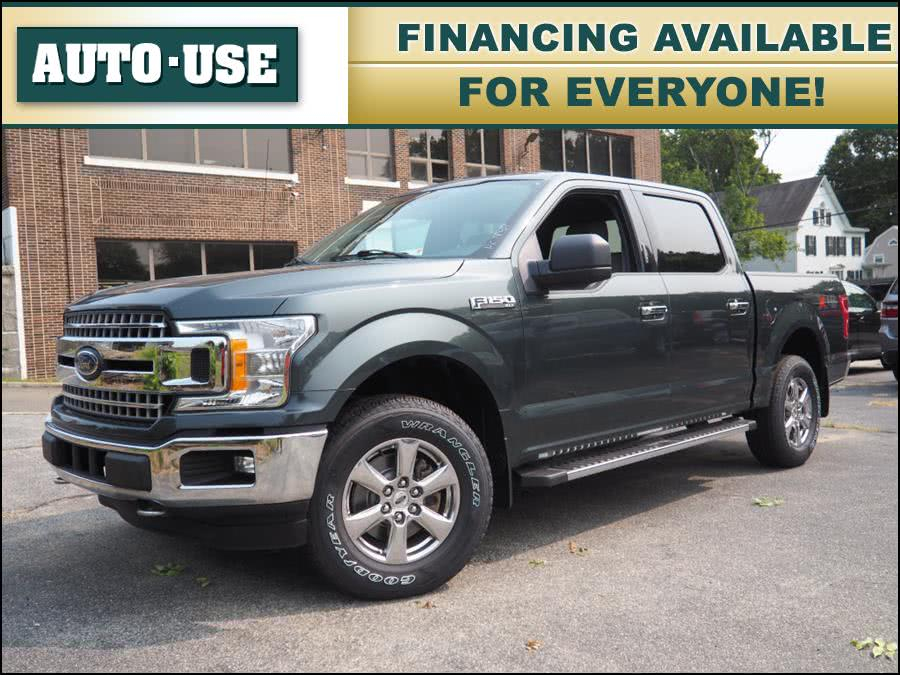 Used 2018 Ford F-150 in Andover, Massachusetts | Autouse. Andover, Massachusetts