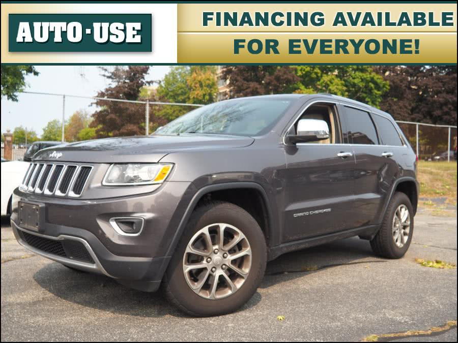 Used 2016 Jeep Grand Cherokee in Andover, Massachusetts | Autouse. Andover, Massachusetts