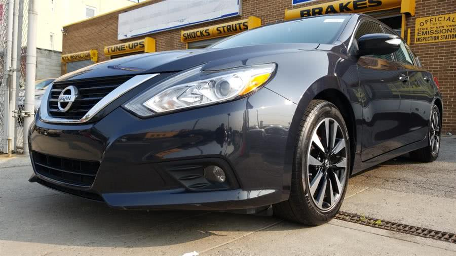 Used Nissan Altima 2.5 SV Sedan 2018 | New York Motors Group Solutions LLC. Bronx, New York
