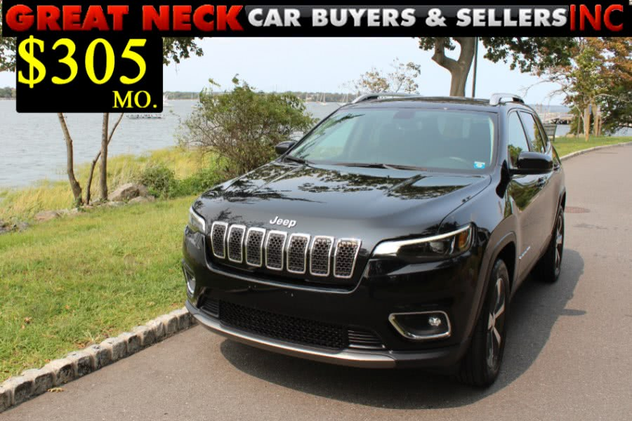 Used 2019 Jeep Cherokee in Great Neck, New York