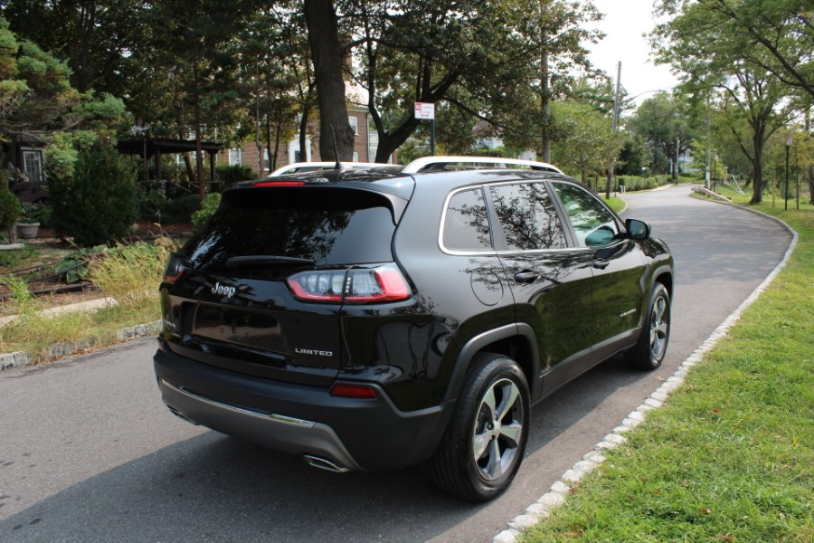 2019 Jeep Cherokee Limited 4x4, available for sale in Great Neck, NY
