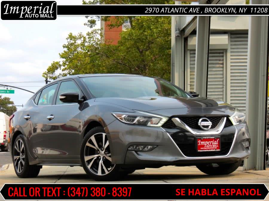 Used Nissan Maxima 4dr Sdn 3.5 Platinum 2016 | Imperial Auto Mall. Brooklyn, New York