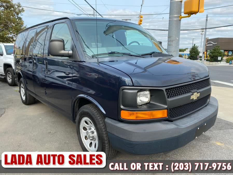 "Used Chevrolet Express cargo van 1500 135"" LS 2013 