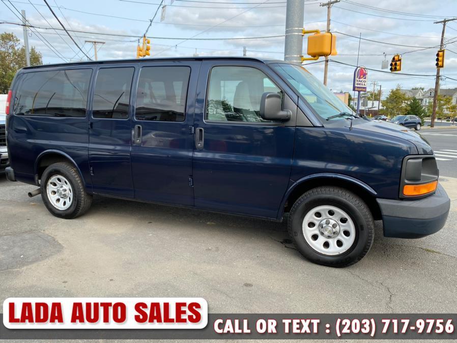 "Used Chevrolet Express cargo van 1500 135"" LS 2013 | Lada Auto Sales. Bridgeport, Connecticut"